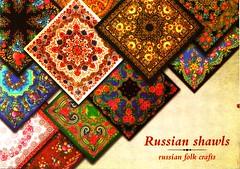 Russia-shawls
