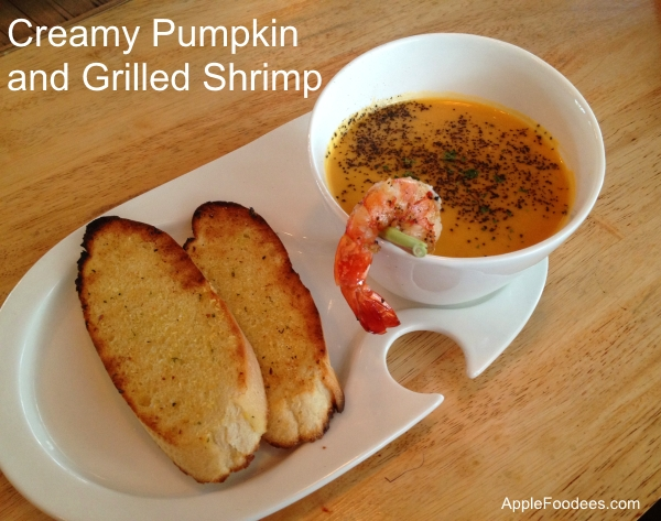 sikit-atas-creamy-pumpkin-and-grilled-shrimp