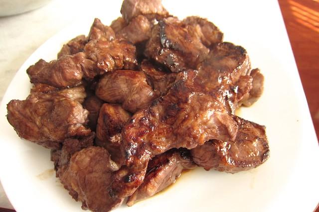 栗子燉野豬肉 1502