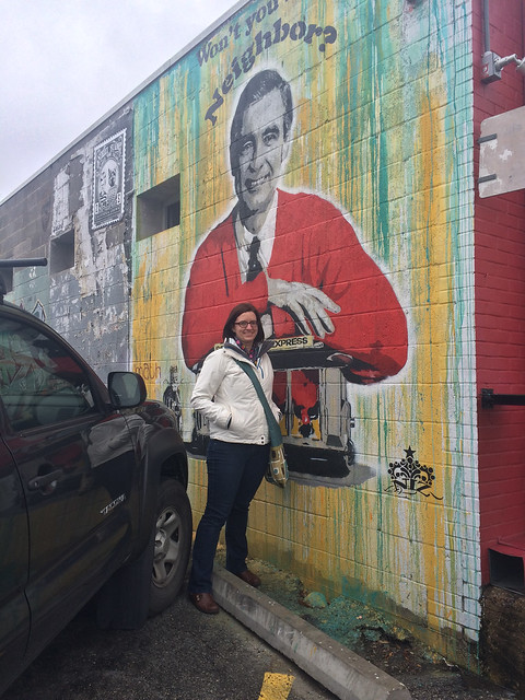 Rebekah and Mr Rogers