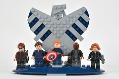 SHIELD Helicarrier review