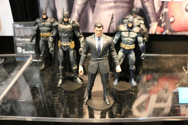 DC Collectibles - New York Toy Fair 2015