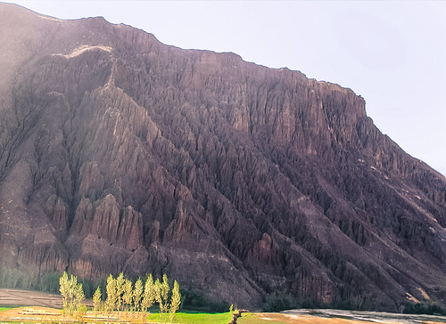 Volcanic Rocks in the Kalu Valley | Bamiyan | Afghanistan