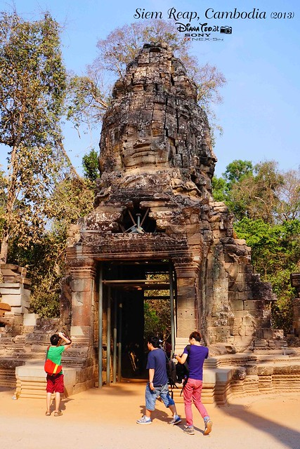 Siem Reap, Cambodia Day 2 - Ta Prohm Temple 01