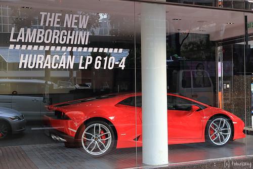 CAR in Hong Kong