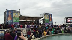 Lundi Gras at Riverwalk