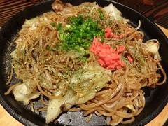 Pork Yakizoba @Kazuki, Gubei, Shanghai