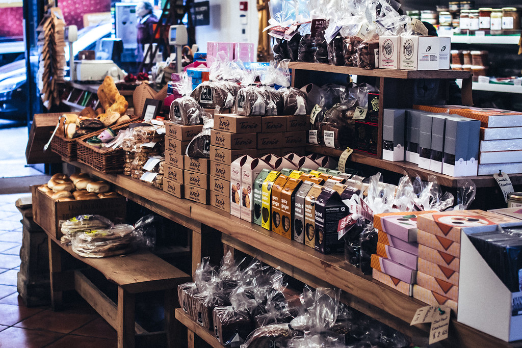 The Hampstead Butcher & Providore - Artisan Produce.