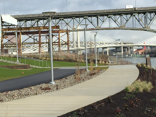 South Waterfront Greenway path-11