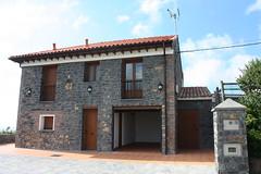 Fachada. Casa La Fontica