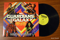 Vinyl Porn: Guardians of the Galaxy Soundtrack (2014)
