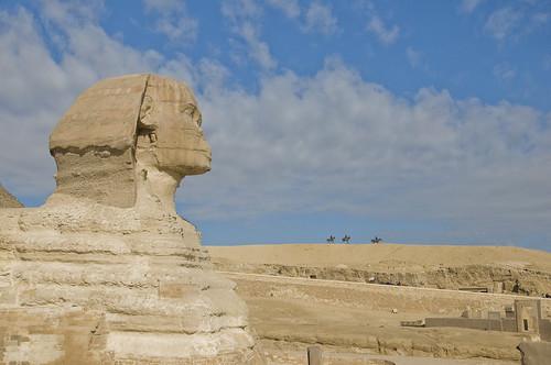 sphinx ancient egypt giza gizeh kefren sfinga egipat
