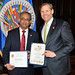 Assistant Secretary General Meets with Secretary General of Rotary International