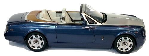 Kyosho RR Phantom drophead coupé 1-18 (3)