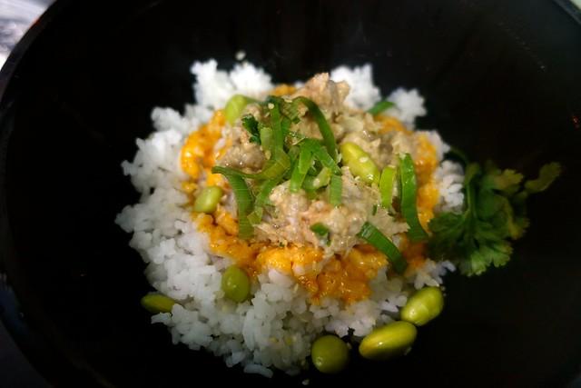 Sprout's Spicy Tuna Chirashi