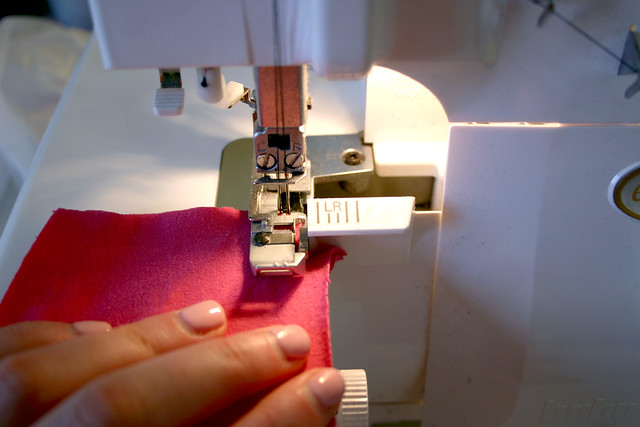 serger stitch