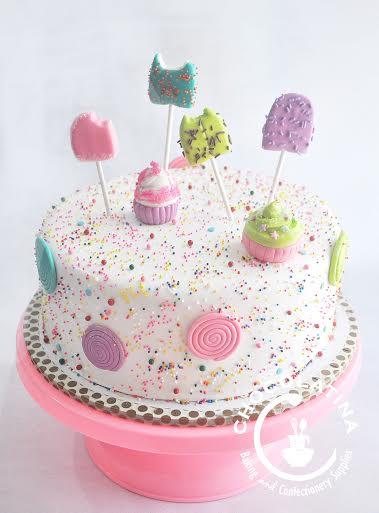 Cake by Tina Aldover