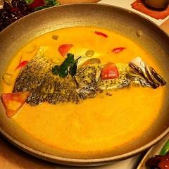 Soup Gulai Kepala Ikan Snapper