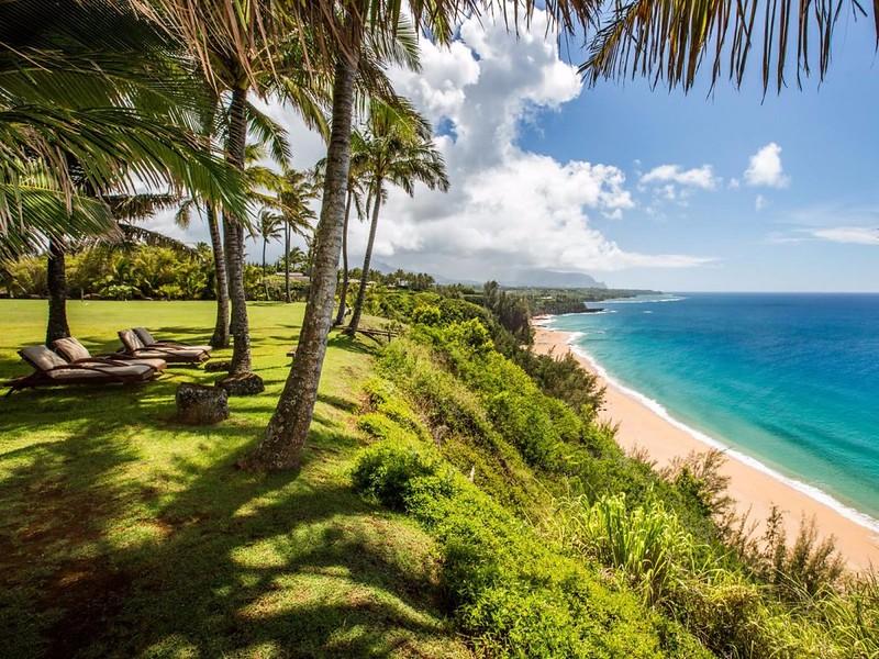 Вилла с видом на Тихий океан