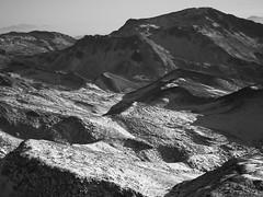 Monte Forcellone e piano carsico sui monti della Meta