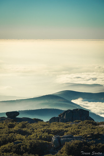 Sea of Clouds II