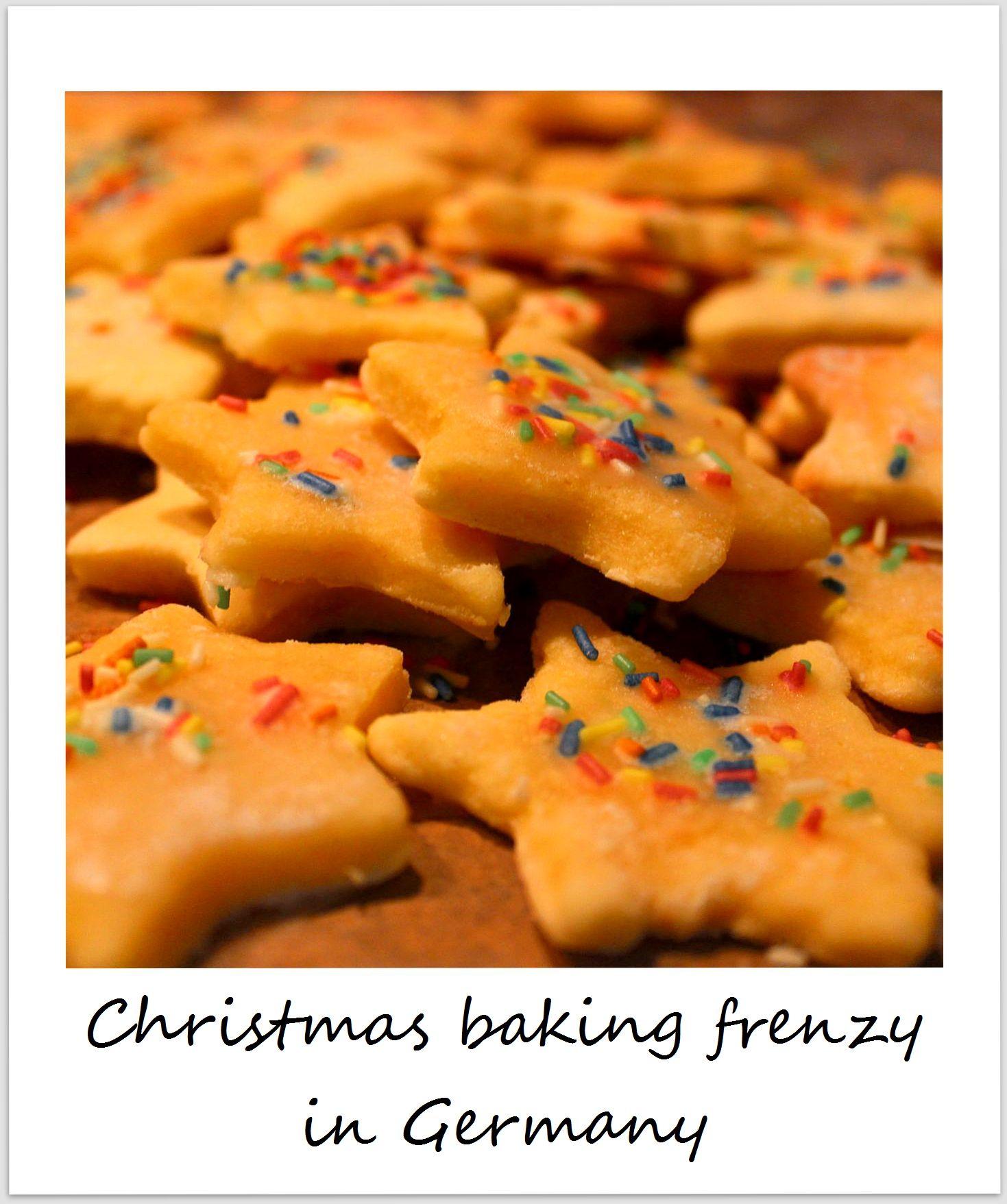 polaroid germany christmas baking