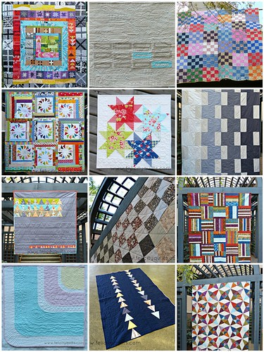 2014 Collage of Quilts
