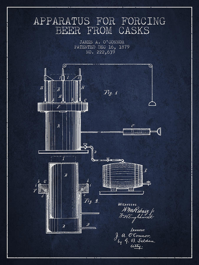 beer-apparatus-patent-drawing-from-1879-navy-blue-aged-pixel