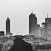 2014_11 Dubai skyline with fog by Outi's photos