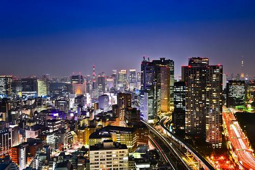 japan tokyo 日本 tokyotower nightview 東京鐵塔 東京都 skytree 世貿中心 worldfinancialcenterobservatory 晴空塔