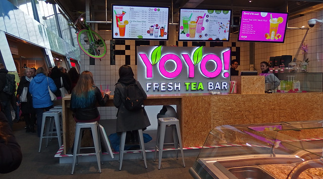 YoYo Fresh Tea Bar