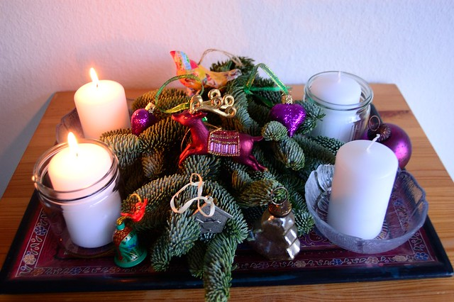 Holidays: Advent Decorating | No Apathy Allowed