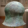 Bronze Corinthian-type helmet in Cleveland 4