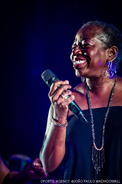 Sharon Jones & The Dap Kings - Lisboa '14