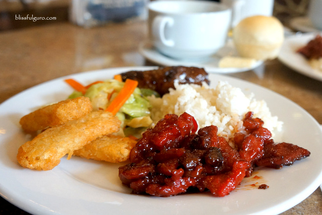 Hotel Rembrandt Quezon City Buffet Breakfast