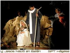Y Jesús nació en Belén