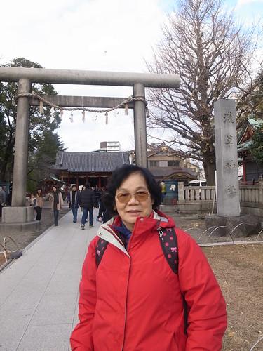 旁邊的淺草神社    R0026938