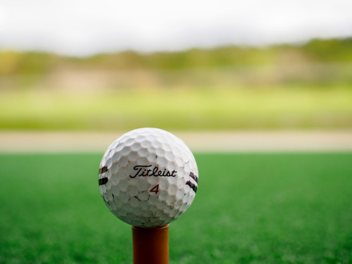 Golf ball | by scottylosophy