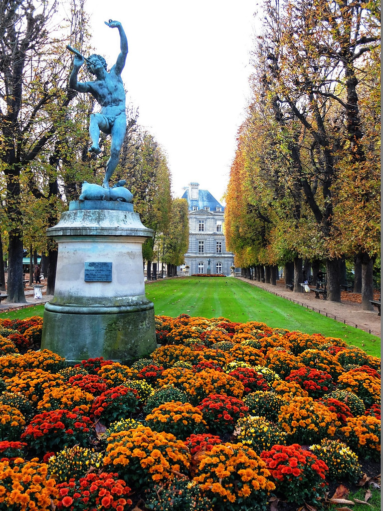 jardin du luxembourg luxembourg gardens paris france life to reset. Black Bedroom Furniture Sets. Home Design Ideas