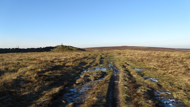 Approaching Hameldown Beacon