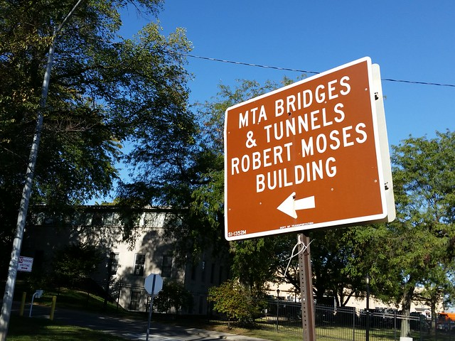 Robert Moses Building Randall S Island Ny