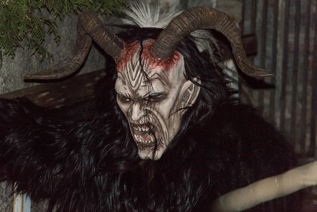 The Krampus!