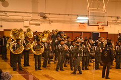 001 Central High School Band