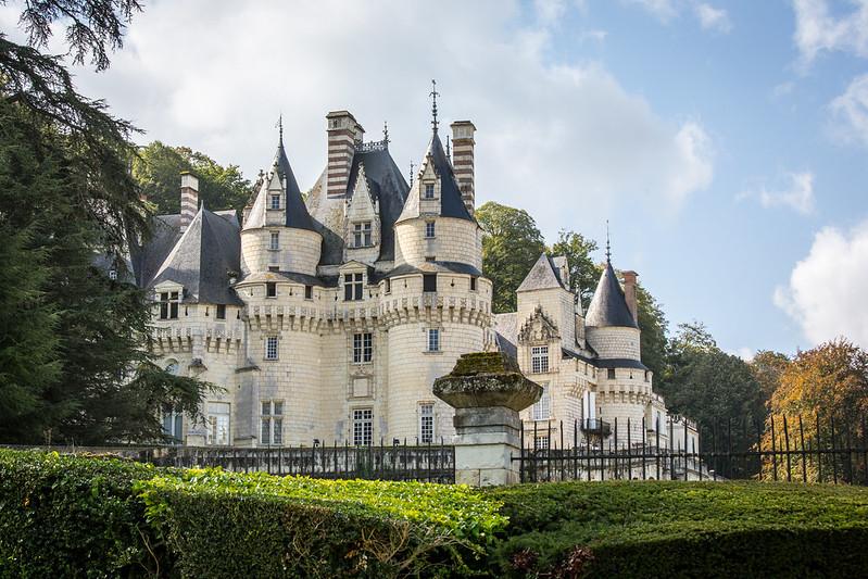 """Lâu đài có thật của """" Người đẹp ngủ trong rừng"""""""