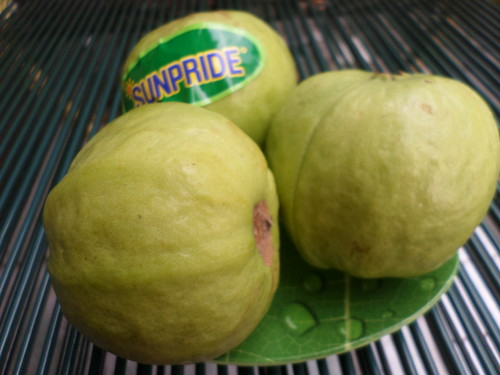 Buah Lokal Guava Crystal Sunpride