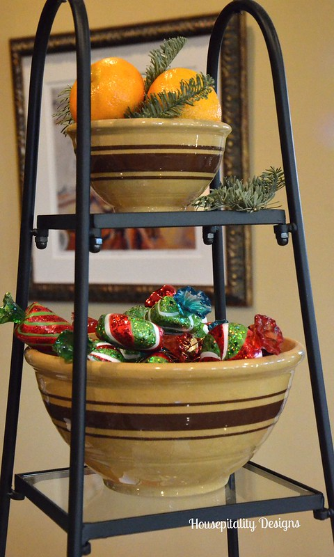 Kitchen Tower of Vintage Bowls-Housepitality Designs