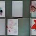 This is not Rorschach 3 - 8: Making of an Inkblot/Faltbild/Klecksographie/Abklatsch - Anleitung: Vorbereitung Aktion Ergebnis  - Pareidolia No Miracle No Oracle - pareidolie kein mirakel kein orakel - Spiegel Mirror by hedbavny
