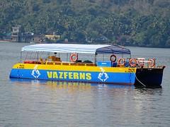 New Tourist cruise boat