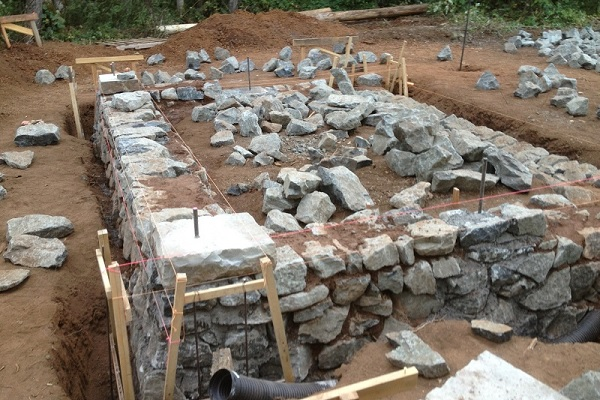Diy Stone Foundation