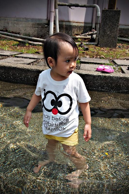 11桃米親水公園(桃米生態區戲水池)